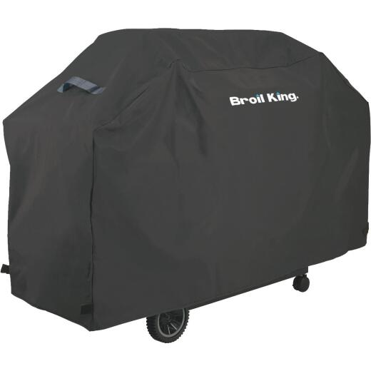 Broil King Select Series 51 In. Black Polyester Grill Cover